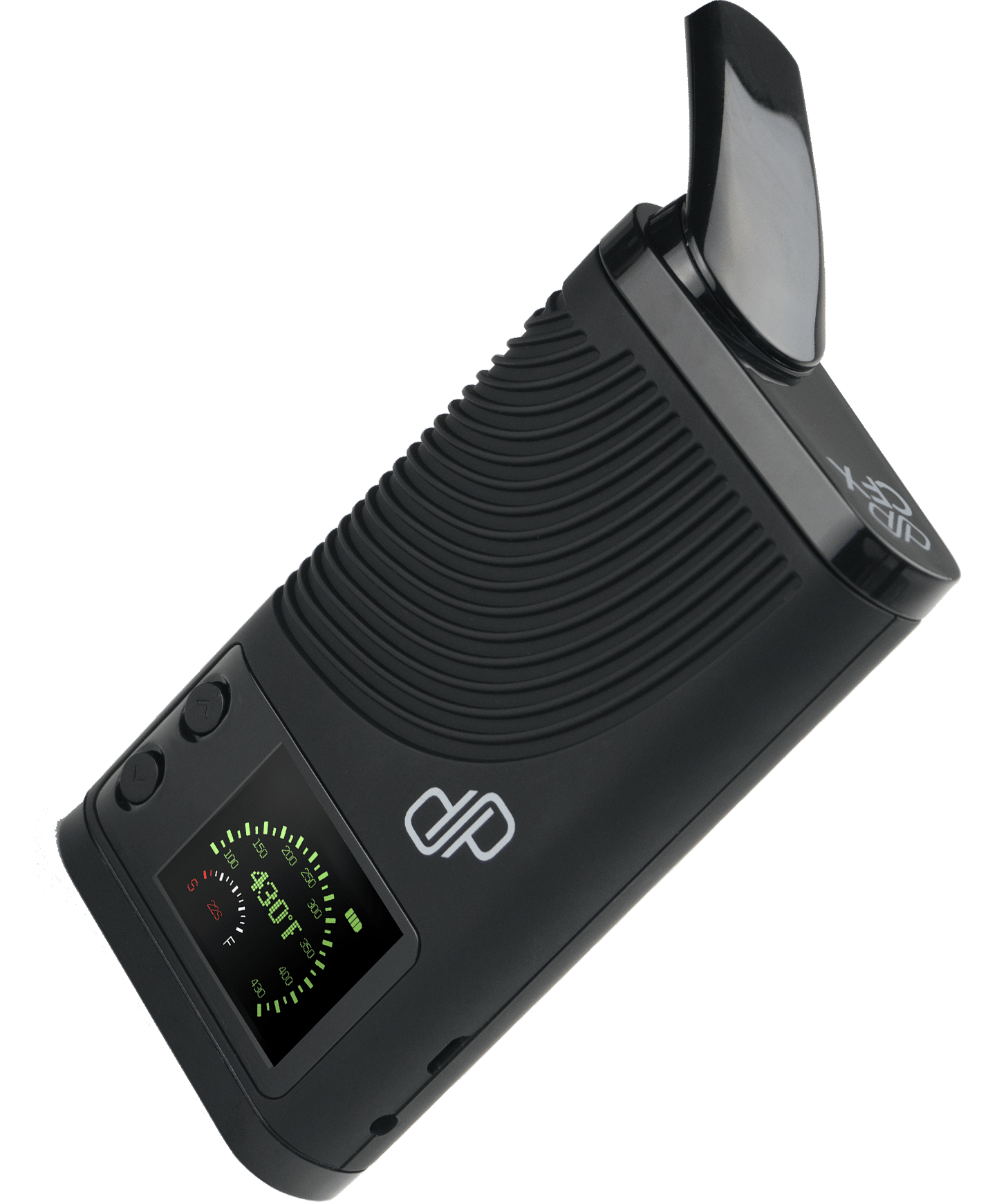 CFX Vaporizer Angled to the Right without a Background
