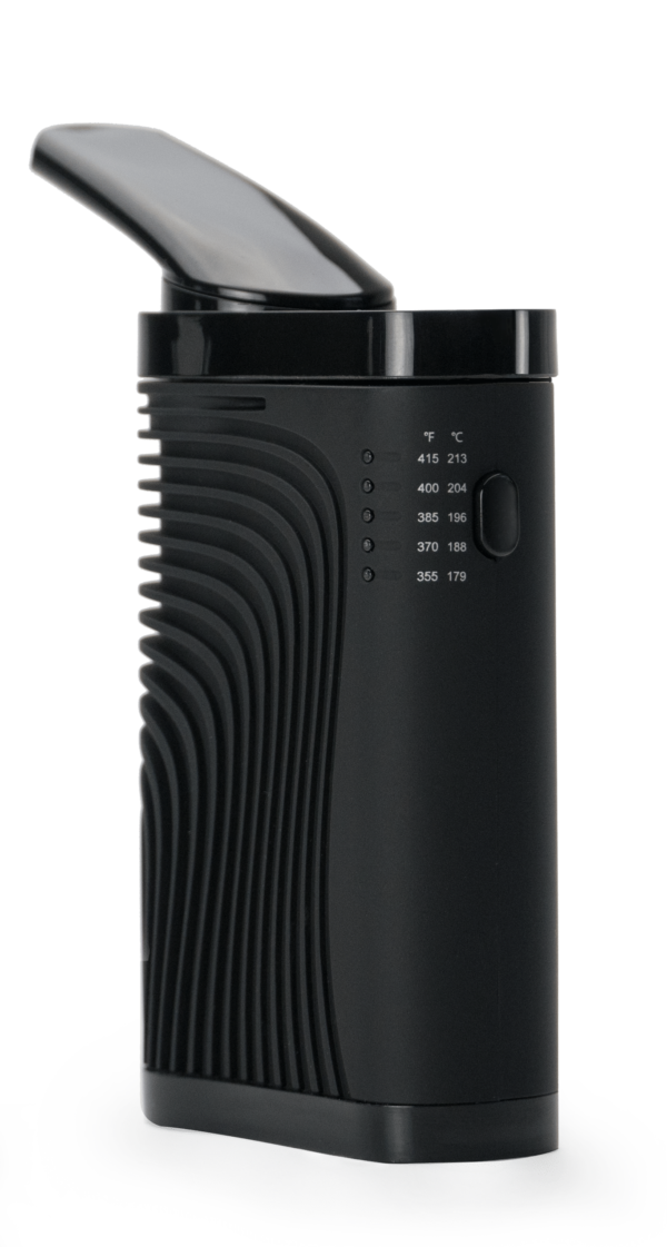 CF Vaporizer with Extended Mouthpiece and no Background